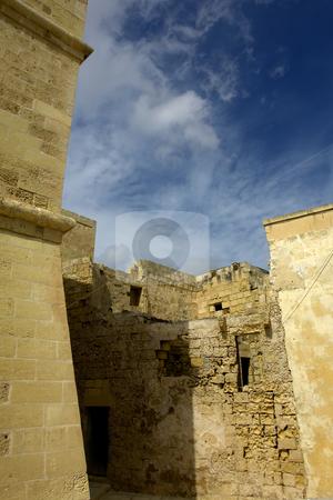 Architecture stock photo, Ancient architecture of malta, in gozo island by Rui Vale de Sousa