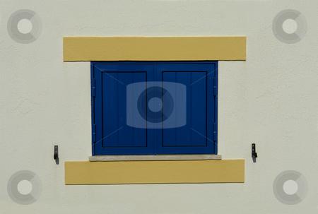 Window stock photo, House detail by Rui Vale de Sousa