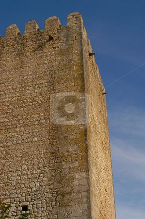 Tower stock photo, Castle tower by Rui Vale de Sousa