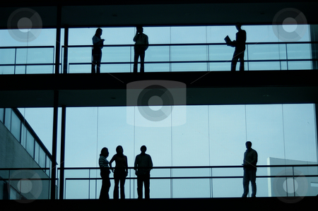Workers stock photo, Working at the office by Rui Vale de Sousa