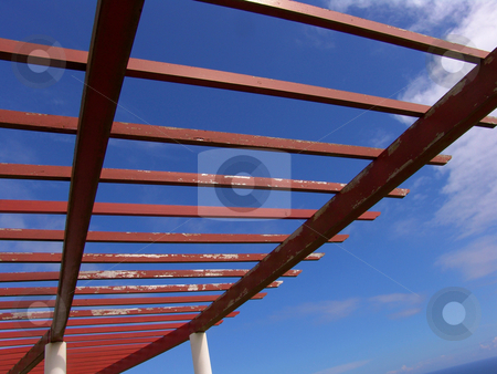 Lines stock photo, Some kind of roof by Rui Vale de Sousa