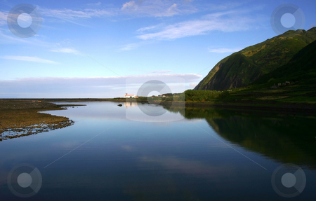 Lake stock photo, The azores lake of Christ in S. Jorge Island by Rui Vale de Sousa