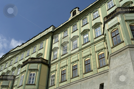 Building stock photo, Prague buildings by Rui Vale de Sousa
