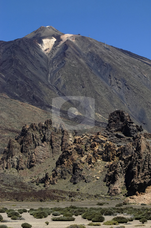 Mountains stock photo, Mountains of tenerife by Rui Vale de Sousa