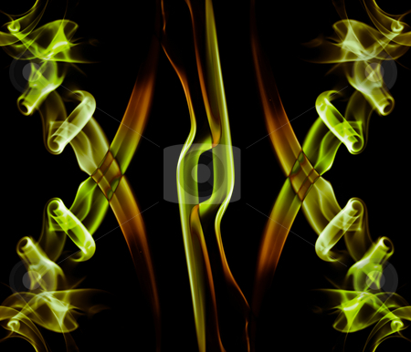 Abstract stock photo, Abstract colored smoke in a black background by Rui Vale de Sousa