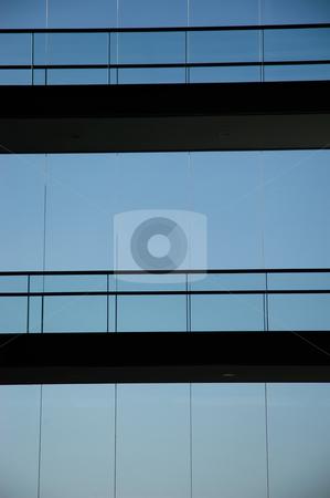 Modern stock photo, Modern building detail by Rui Vale de Sousa
