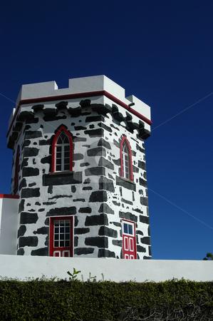 Castle stock photo, Castle detail by Rui Vale de Sousa
