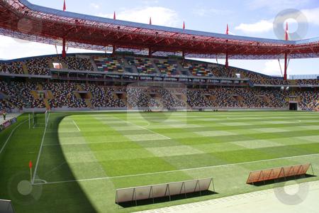 Stadium stock photo, Inside the stadium by Rui Vale de Sousa