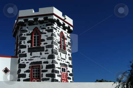 Castle stock photo, Castle detail by Rui Vale de Sousa