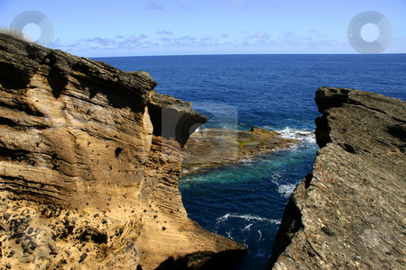 Coast stock photo, Coast rocks by Rui Vale de Sousa