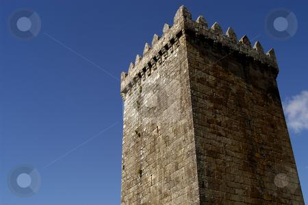 Castle stock photo, Portuguese ancient castle by Rui Vale de Sousa
