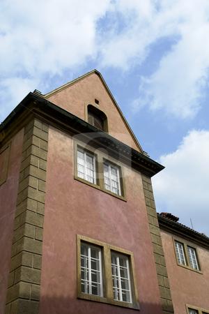 Buildings stock photo, Buildings of prague by Rui Vale de Sousa