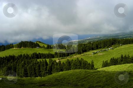 Landscape stock photo, Azores natural landscape by Rui Vale de Sousa
