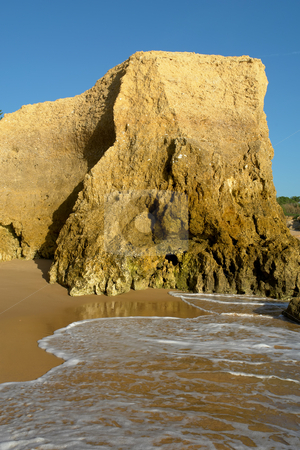 Algarve stock photo, Small beach at algarve in the south of portugal by Rui Vale de Sousa