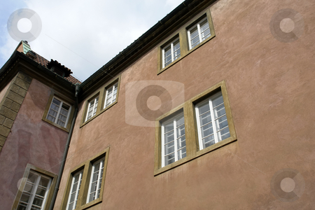 Ancient stock photo, Ancient prague buildings by Rui Vale de Sousa