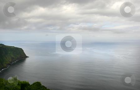 Ocean stock photo, Azores coastal view by Rui Vale de Sousa