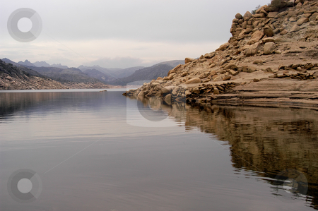 Lake stock photo, Lake mirror by Rui Vale de Sousa