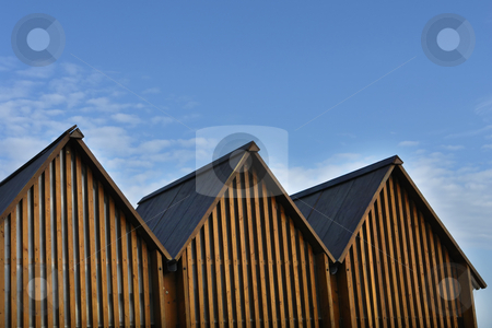 Roof stock photo, Architetecture details by Rui Vale de Sousa
