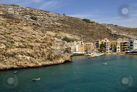 Malta stock photo, Small village in Malta at gozo island by Rui Vale de Sousa