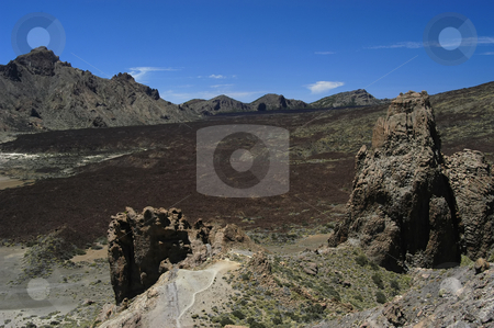 Rocks stock photo, Mountain rocks by Rui Vale de Sousa