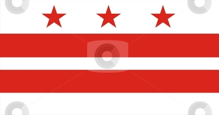 Columbia Flag stock photo, Very large 2d illustration of Columbia Flag by Tudor Antonel adrian