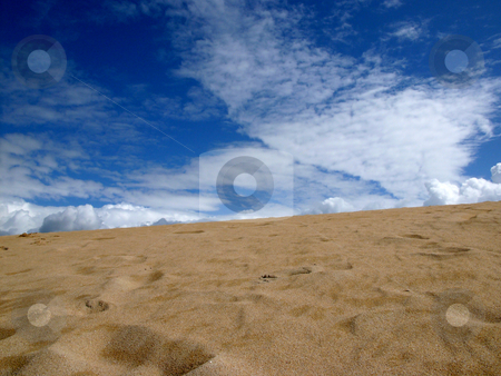 Sand stock photo, Desert sand by Rui Vale de Sousa