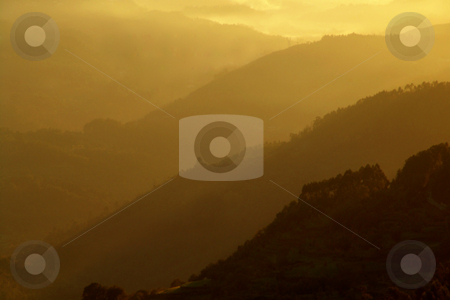 Layers stock photo, Mountain layers by Rui Vale de Sousa