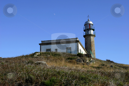Lighthouse stock photo, Old lighthouse in the north of spain by Rui Vale de Sousa