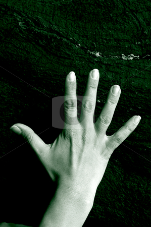 Hand stock photo, Open hand by Rui Vale de Sousa