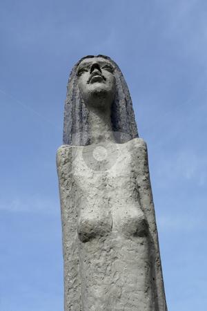 Statue stock photo, Woman statue by Rui Vale de Sousa