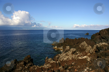 Azores stock photo, Azores coastal view by Rui Vale de Sousa