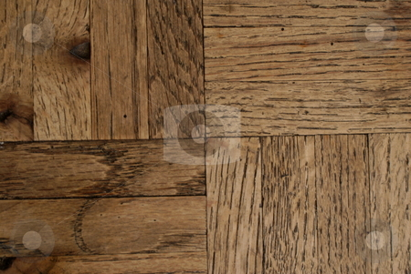 Oak tiles stock photo,  by Stephen Hagspiel