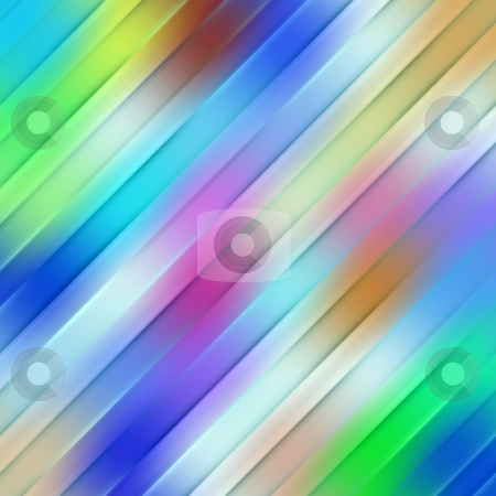 Diagonal blur pattern stock photo, Texture of soft blur stripes in bright colors by Wino Evertz