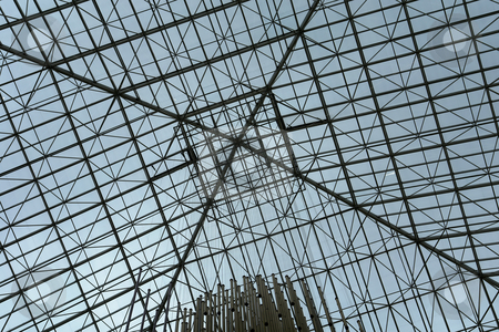 Lines stock photo, Modern architecture by Rui Vale de Sousa