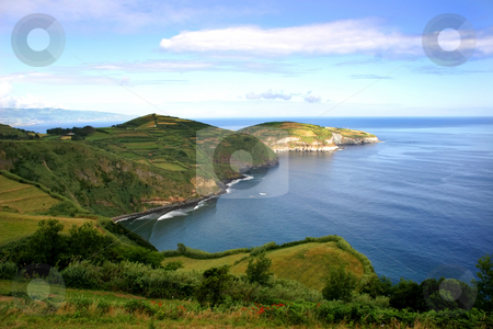 Azores stock photo, Azores islands by Rui Vale de Sousa