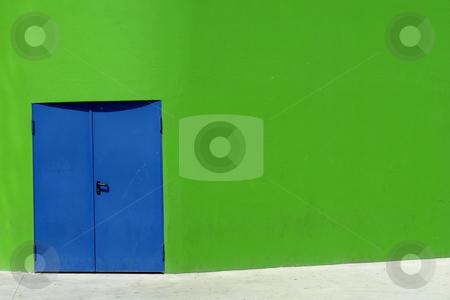 Door stock photo, Modern building detail by Rui Vale de Sousa