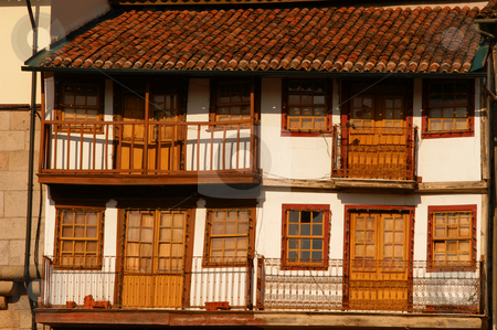 House details stock photo, Ancient building detail by Rui Vale de Sousa