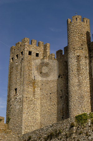 Castle stock photo, Portuguese ancient castle by Rui Vale de Sousa