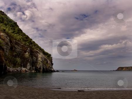 Beach stock photo, Azores beach by Rui Vale de Sousa
