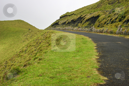 Road stock photo, Road on the mountains by Rui Vale de Sousa