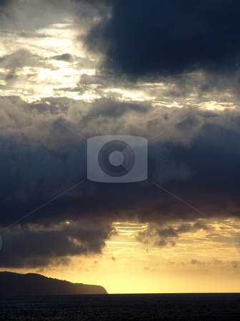 Sunset stock photo, Sunset at the beach by Rui Vale de Sousa