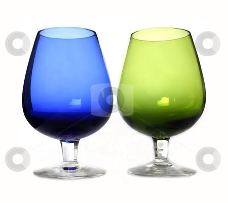 Glass stock photo, Empty glasses by Rui Vale de Sousa