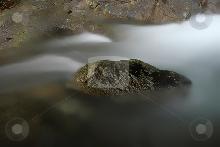 Smooth stock photo, Long exposure in a river on the north of portugal by Rui Vale de Sousa