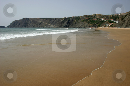 Beach stock photo, South portuguese beach by Rui Vale de Sousa