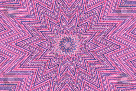Seersucker stock photo, Pink and purple abstract with a seersucker fabric look by Sandra Fann