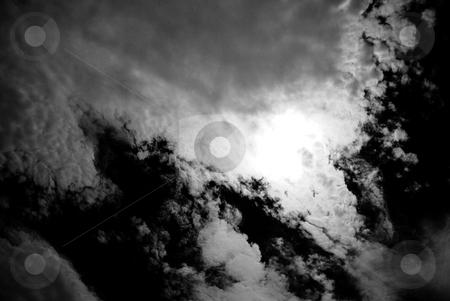 Black sky stock photo,  by Alberto Regnani