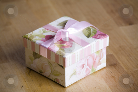 Gift box stock photo,  by Mikhail Egorov