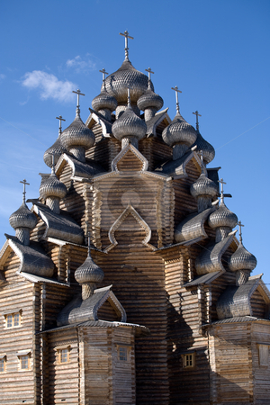 Church stock photo,  by Mikhail Egorov