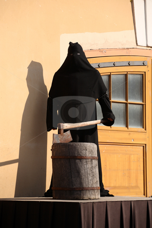 Executioner stock photo,  by Mikhail Egorov