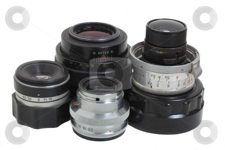 Lenses stock photo,  by Mikhail Egorov